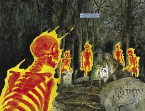 фото страниц Округ Хэрроу. Том 1. Бесчисленные духи #6
