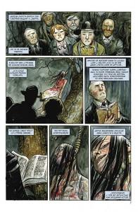 фото страниц Округ Хэрроу. Том 1. Бесчисленные духи #3