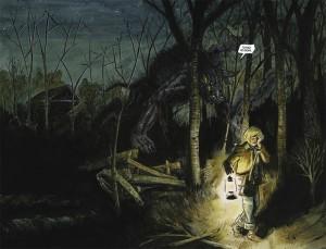 фото страниц Округ Хэрроу. Том 1. Бесчисленные духи #8