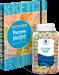Книга Подарочный суперкомплект: SketchBook 'Рисуем море. Экспресс-курс рисования' + Пудровые пастилки 'Витамин море'