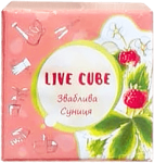 фото Подарочный суперкомплект: набор для выращивания 'Live cube' земляника + зеленый чай 'Для счастья' #3