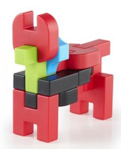 фото Конструктор Guidecraft IO Blocks 'Дорожный набор' 59 деталей (G9604) #6