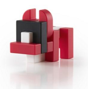фото Конструктор Guidecraft IO Blocks 'Дорожный набор' 59 деталей (G9604) #2