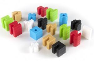фото Конструктор Guidecraft IO Blocks 'Дорожный набор' 59 деталей (G9604) #4