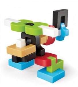 фото Конструктор Guidecraft IO Blocks 'Дорожный набор' 59 деталей (G9604) #7