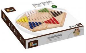 Настольная игра Viga Toys 'Китайские шашки' (56143)