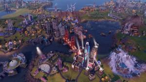 скриншот  Ключ для Civilization VI: Gathering Storm  - русская версия - RU #3
