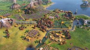 скриншот  Ключ для Civilization VI: Gathering Storm  - русская версия - RU #4