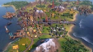 скриншот  Ключ для Civilization VI: Gathering Storm  - русская версия - RU #6