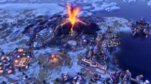 скриншот  Ключ для Civilization VI: Gathering Storm  - русская версия - UA #2