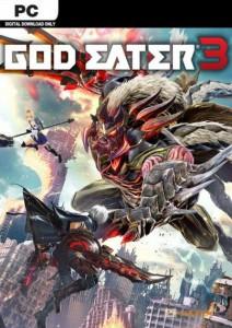 Игра Ключ для God Eater 3  - русская версия - RU
