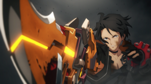 скриншот  Ключ для God Eater 3  - русская версия - UA #6