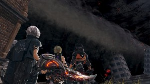 скриншот  Ключ для God Eater 3  - русская версия - UA #3