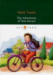 Книга The Adventures of Tom Sawyer