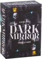 Книга Dark Mirror. Oracle Cards / Оракул Темное зеркало (карты + инструкция)