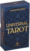 Книга Universal Tarot. Professional Edition / Универсальное профессиональное Таро (78 карт + инструкция)