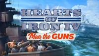 Игра Ключ для Hearts of Iron IV: Man the Guns  - русская версия - UA