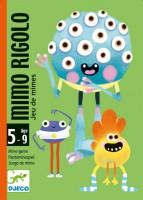 Настольная игра Djeco 'Mimo rigolo' (DJ05138)