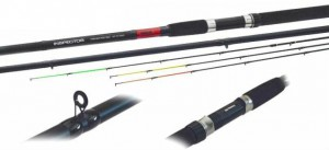 Удилище Fishing Roi Inspector Feeder 3.30м до150гр 3+3 (615-15-330)