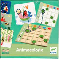 Настольная игра Djeco 'Animo Colorix' (DJ08359)