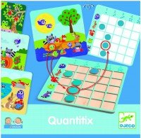 Настольная игра Djeco 'Quantitix' (DJ08358)