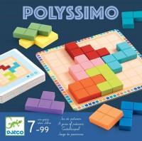 Настольная игра Djeco 'Полиссимо' (DJ08451)
