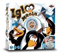 Настольная игра JoyBand 'Иглу Мания' (GWD001)