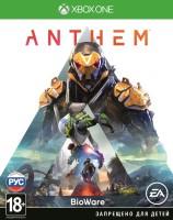 игра Anthem Xbox One - русская версия