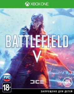 игра Battlefield 5 Xbox One - русская версия