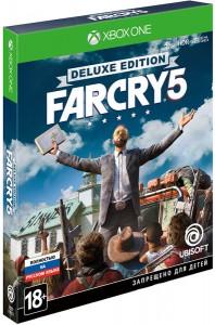 игра Far Cry 5 Deluxe Edition Xbox One - русская версия