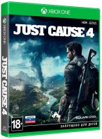 игра Just Cause 4 Xbox One - русская версия
