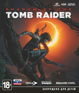 игра Shadow of the Tomb Raider Xbox One - русская версия