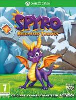 игра Spyro Reignited Trilogy Xbox One
