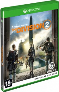 игра Tom Clancy's: The Division 2 Xbox One - русская версия