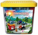Конструктор 'Парковка '142 детали (013888/11)