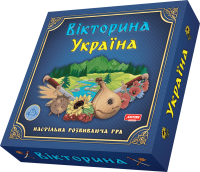 Настільна гра Artos Games 'Вікторина Україна'
