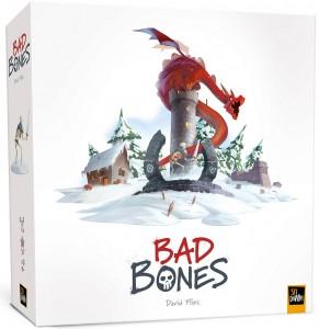 Настольная игра Sit Down! Bad Bones (Плохие Кости) (3541)