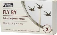 Подарок Набор держателей для украшений Monkey Business 'Fly By', черный (MB944)
