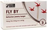 Подарок Набор держателей для украшений Monkey Business 'Fly By', красный (MB943)