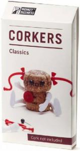 Подарок Набор украшений для пробки Monkey Business 'Rag Doll Ann Corkers Classics' (MB909)