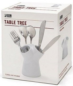 фото Подставка для столовых приборов Monkey Business 'Table Tree' (MB781) #3