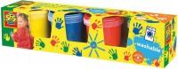 Пальчиковые краски Ses Creative 'Мои первые рисунки' (0305S)