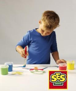 фото Пальчиковые краски Ses Creative 'Мои первые рисунки' (0305S) #3