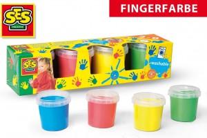 фото Пальчиковые краски Ses Creative 'Мои первые рисунки' (0305S) #2