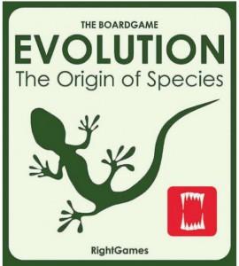 Настольная игра 'Эволюция' (Evolution) (13-02-01)