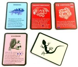 фото Настольная игра 'Эволюция. Случайные мутации' (Evolution) (англ.) (13-02-05) #8