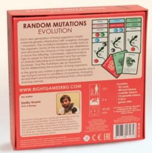 фото Настольная игра 'Эволюция. Случайные мутации' (Evolution) (англ.) (13-02-05) #2
