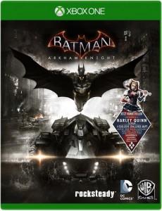 BATMAN РЫЦАРЬ АРКХЕМА XBOX ONE
