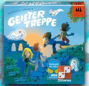 фото Настольная игра Drei Magier Spiele 'Лестница с привидениями' (с рус. правилами в коробке) (40811) #2