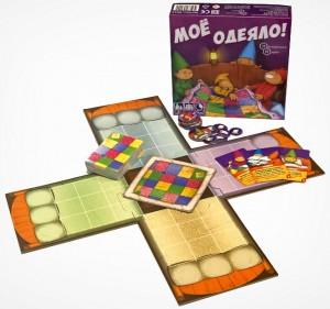 фото Настольная игра Нескучные Игры 'Мое одеяло!' (8025) #4